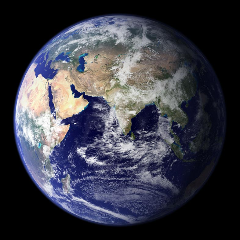 planet earth real color - photo #15