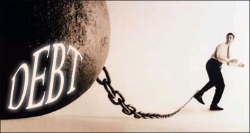 Burden of debt