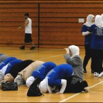 The Carolina Cyclones, a female Muslim basketball team