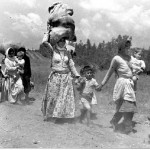 women-and-children-fleeing