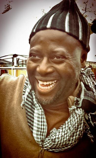 Khadim from Senegal