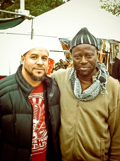 Mustafa and Khadim