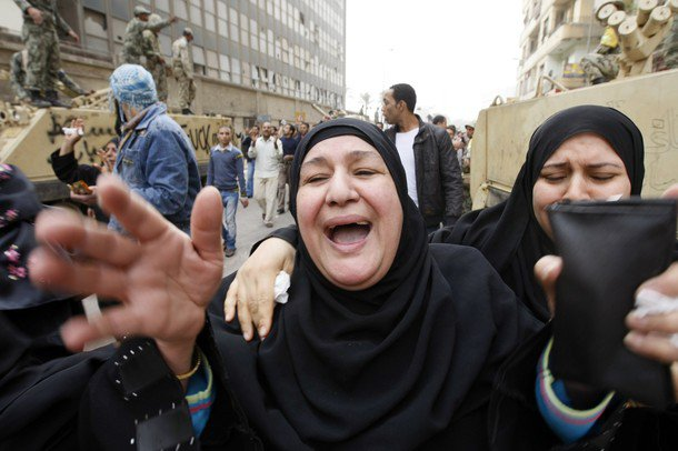 the impact of uprising on egyptian women Watch video  the wave of change sweeping across the arab world has finally given women a voice everywhere i went in the region watch women of the revolution.