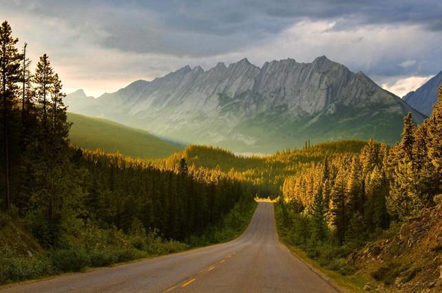 Jasper National Park, Alaska