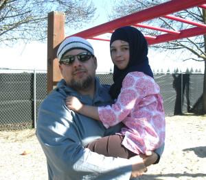 Wael and Salma, February 15, 2013