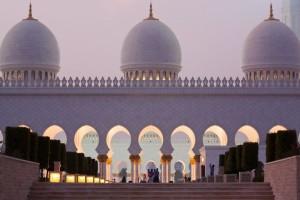 Shaykh Zayed Mosque, Abu Dhabi