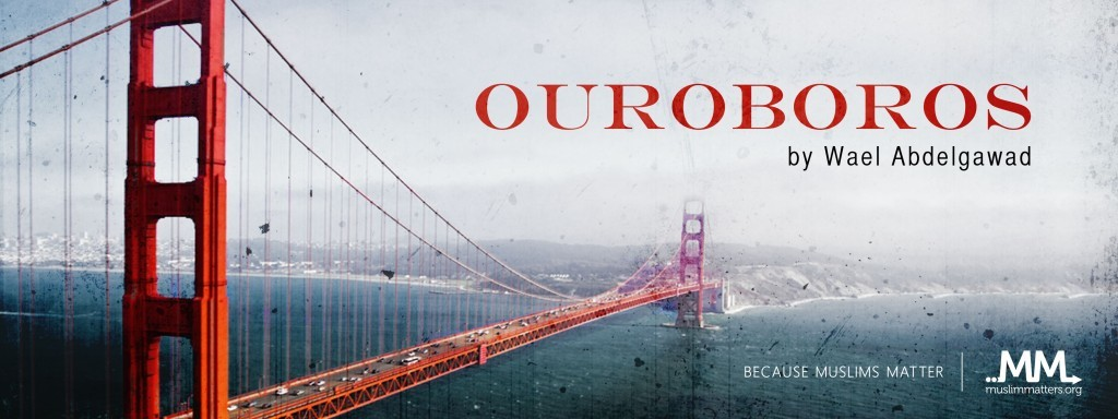 Ouroboros - a story by Wael Abdelgawad